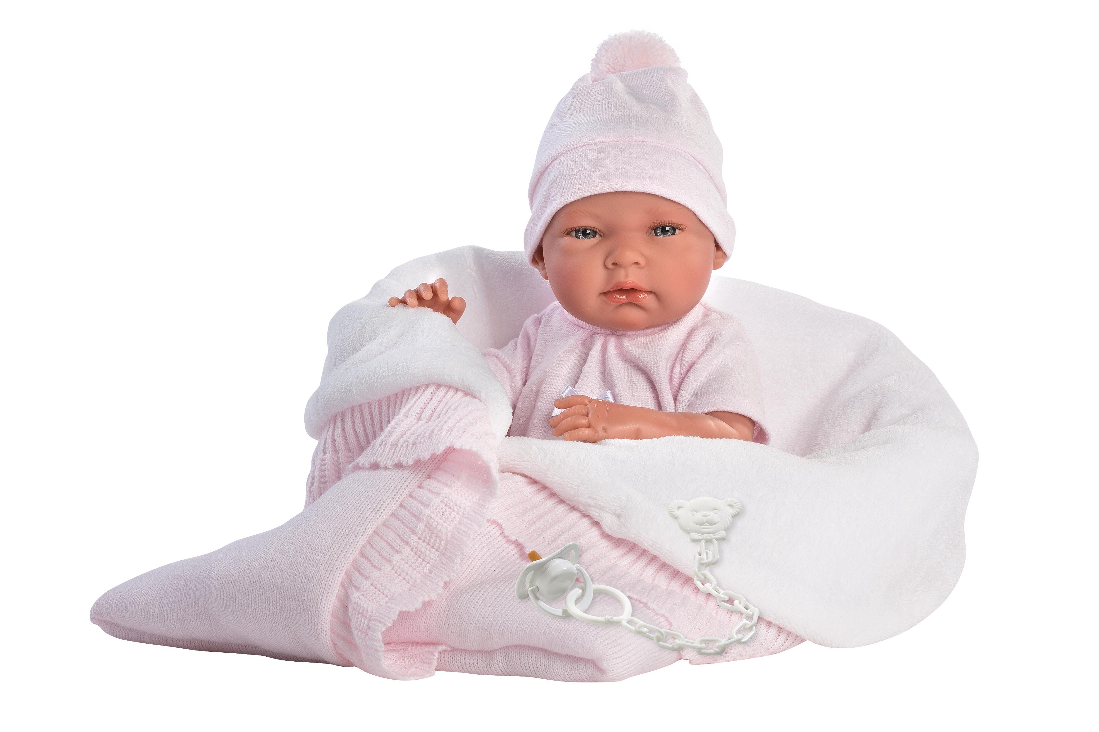Llorens New Born holčička 73852