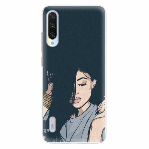 Plastový kryt iSaprio - Swag Girl - Xiaomi Mi A3
