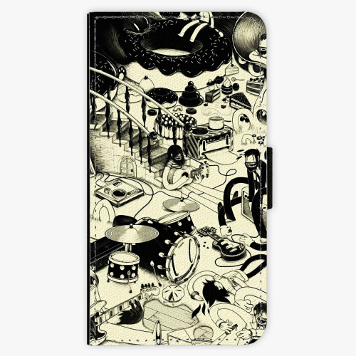 Flipové pouzdro iSaprio - Underground - Nokia 3