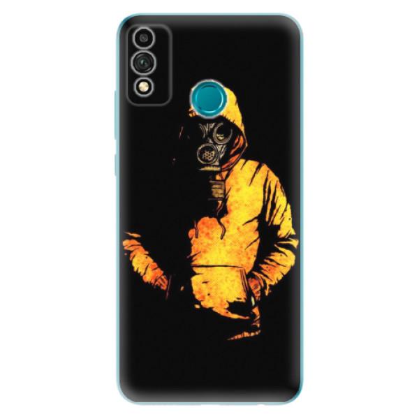 Odolné silikonové pouzdro iSaprio - Chemical - Honor 9X Lite