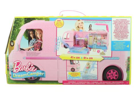 Barbie Karavan snů FBR34