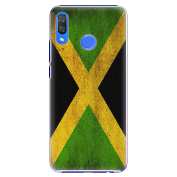 Plastové pouzdro iSaprio - Flag of Jamaica - Huawei Y9 2019