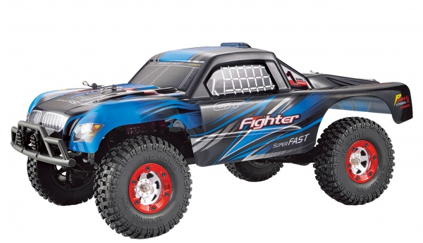RC buggy Fighter 1 - Modrá
