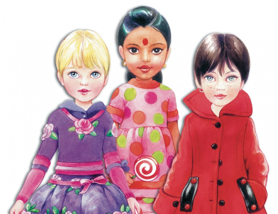 Fashion Design Nita, Mya & Lisbeth