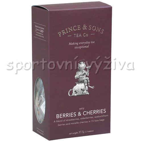 Berries & Cherries 15 sáčků (37,5g)