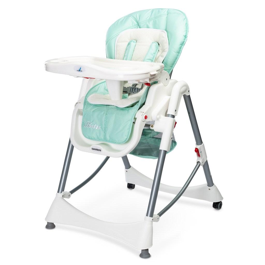 Židlička CARETERO Bistro - 2019 mint - zelená