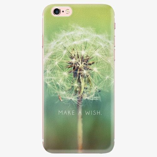 Silikonové pouzdro iSaprio - Wish - iPhone 7