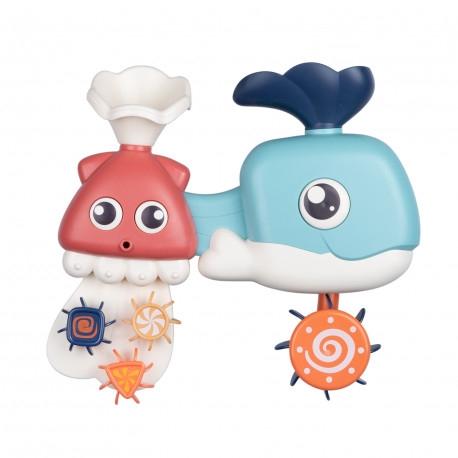 Canpol babies, Roztomilá hračka do vody - velryba