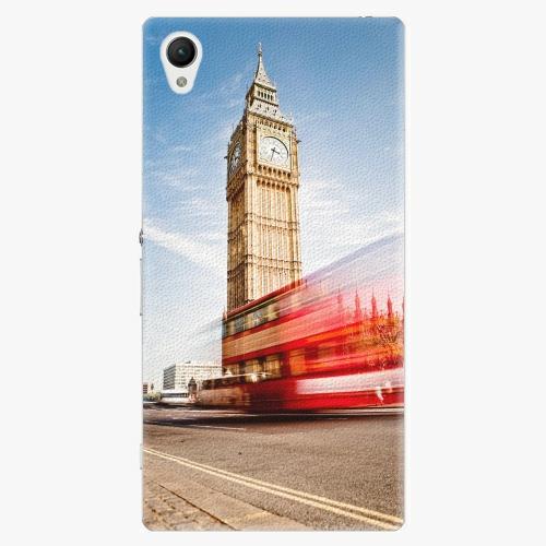 Plastový kryt iSaprio - London 01 - Sony Xperia Z1