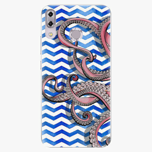 Plastový kryt iSaprio - Octopus - Asus ZenFone 5Z ZS620KL
