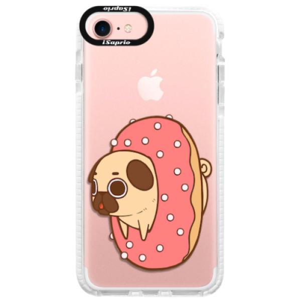 Silikonové pouzdro Bumper iSaprio - Dog 04 - iPhone 7