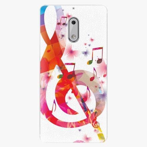 Plastový kryt iSaprio - Love Music - Nokia 6