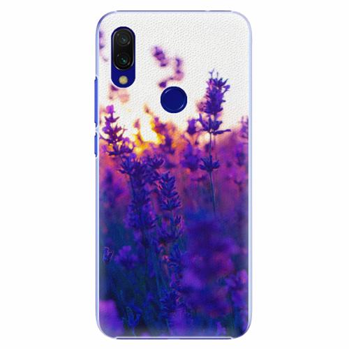 Plastový kryt iSaprio - Lavender Field - Xiaomi Redmi 7