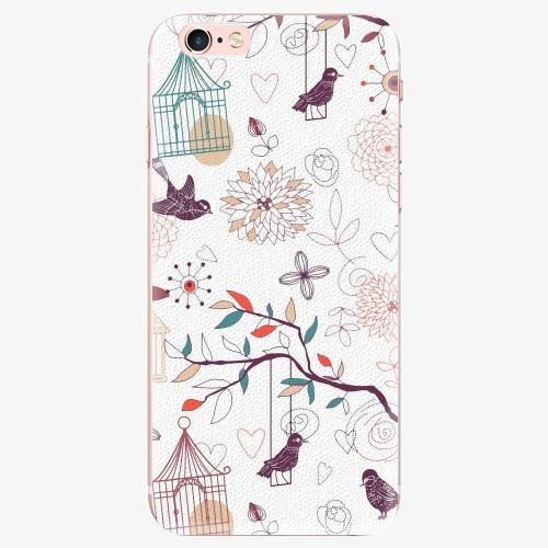 Plastový kryt iSaprio - Birds - iPhone 6 Plus/6S Plus