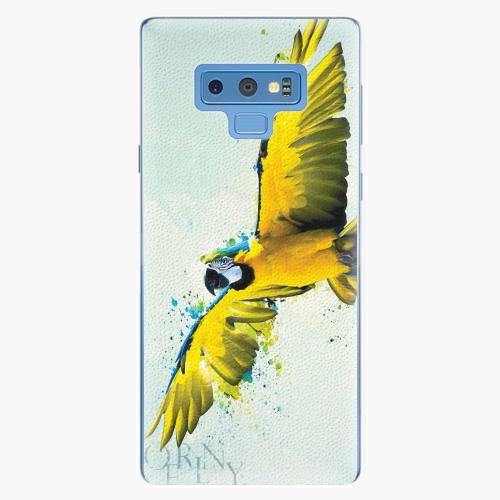 Plastový kryt iSaprio - Born to Fly - Samsung Galaxy Note 9