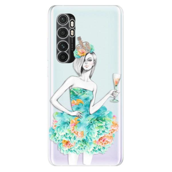 Odolné silikonové pouzdro iSaprio - Queen of Parties - Xiaomi Mi Note 10 Lite