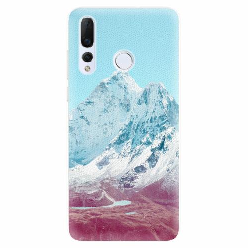 Silikonové pouzdro iSaprio - Highest Mountains 01 - Huawei Nova 4