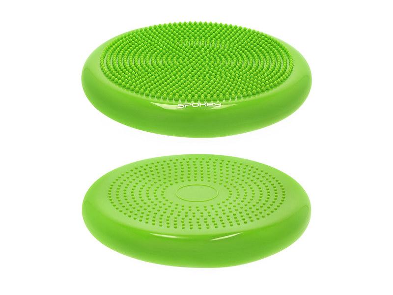 Fit seat balanční podložka masážní polštářek-zelena