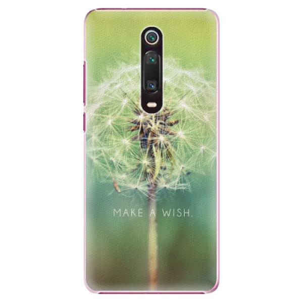 Plastové pouzdro iSaprio - Wish - Xiaomi Mi 9T