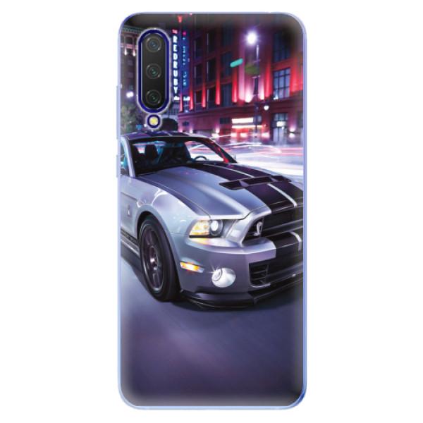 Odolné silikonové pouzdro iSaprio - Mustang - Xiaomi Mi 9 Lite