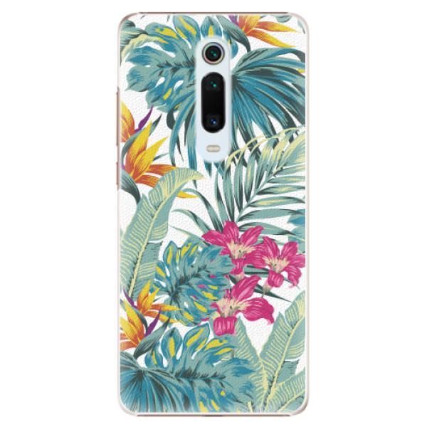 Plastové pouzdro iSaprio - Tropical White 03 - Xiaomi Mi 9T Pro