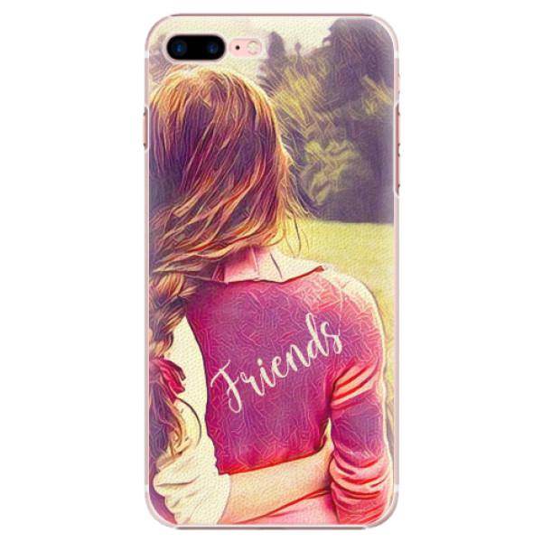 Plastové pouzdro iSaprio - BF Friends - iPhone 7 Plus