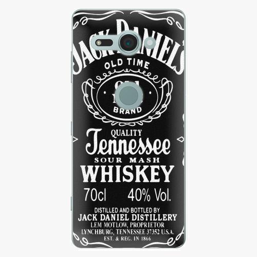 Plastový kryt iSaprio - Jack Daniels - Sony Xperia XZ2 Compact