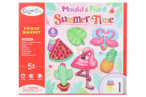 Výroba magnetů - léto