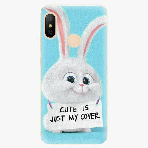 Silikonové pouzdro iSaprio - My Cover - Xiaomi Mi A2 Lite
