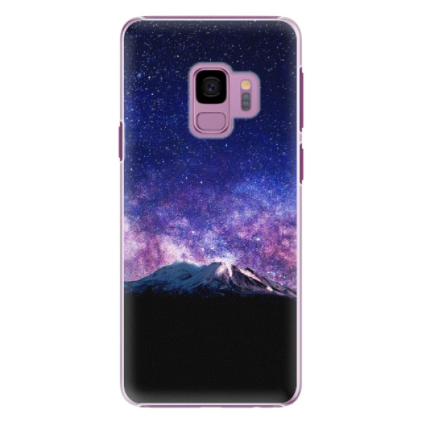 Plastové pouzdro iSaprio - Milky Way - Samsung Galaxy S9