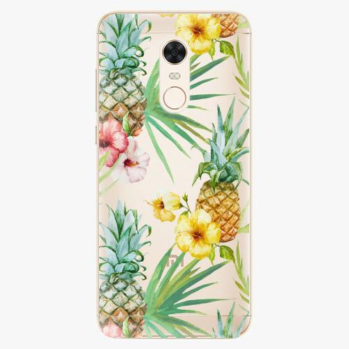 Plastový kryt iSaprio - Pineapple Pattern 02 - Xiaomi Redmi 5 Plus