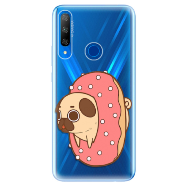 Odolné silikonové pouzdro iSaprio - Dog 04 - Huawei Honor 9X