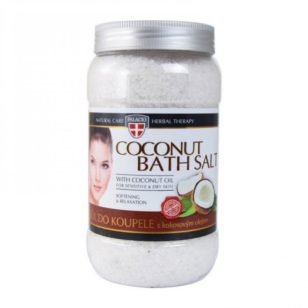 Kokosová sůl do koupele 1200g