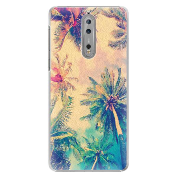 Plastové pouzdro iSaprio - Palm Beach - Nokia 8