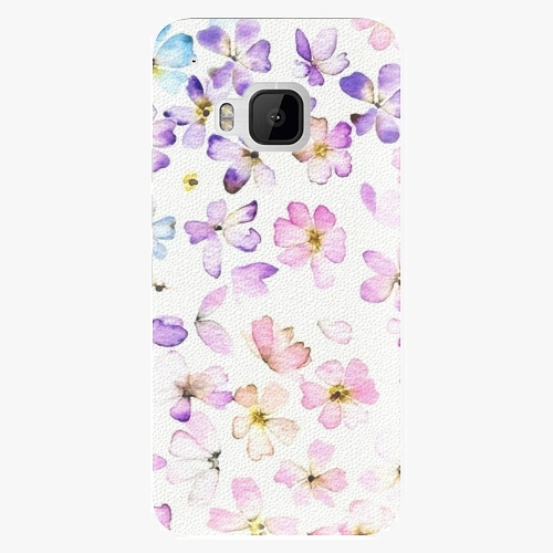 Plastový kryt iSaprio - Wildflowers - HTC One M9