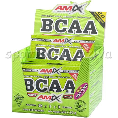 BCAA Micro Instant Juice 20x10g sáček