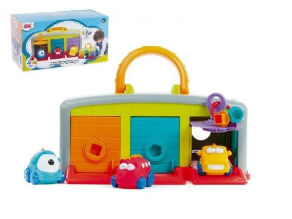 garaz-s-auticky-3ks-doplnky-plast-30x14x13cm-v-krabici-2