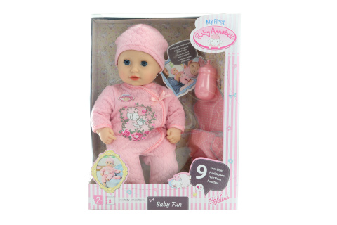 My First Baby Annabell® Annabell Baby Fun TV 1.10-31.12.