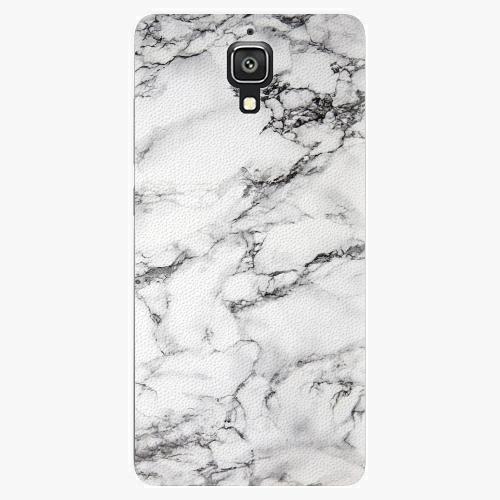 Plastový kryt iSaprio - White Marble 01 - Xiaomi Mi4
