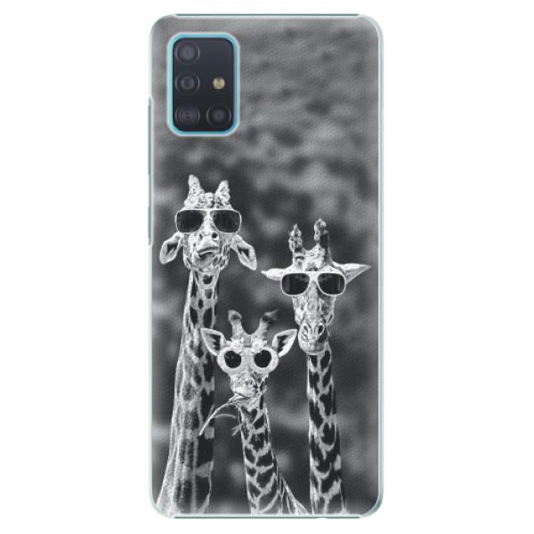 Plastové pouzdro iSaprio - Sunny Day - Samsung Galaxy A51