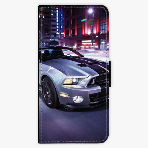 Flipové pouzdro iSaprio - Mustang - Samsung Galaxy A3 2016