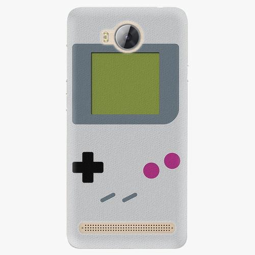 Plastový kryt iSaprio - The Game - Huawei Y3 II