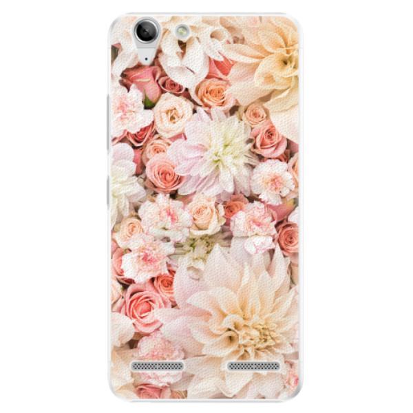 Plastové pouzdro iSaprio - Flower Pattern 06 - Lenovo Vibe K5