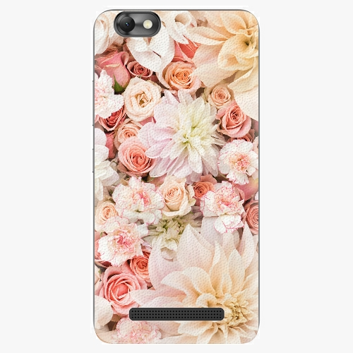 Plastový kryt iSaprio - Flower Pattern 06 - Lenovo Vibe C
