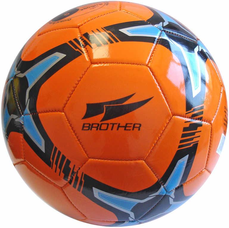 ACRA Kopací dětský míč Brother barevný vel. 5 fotbalový 4 barvy