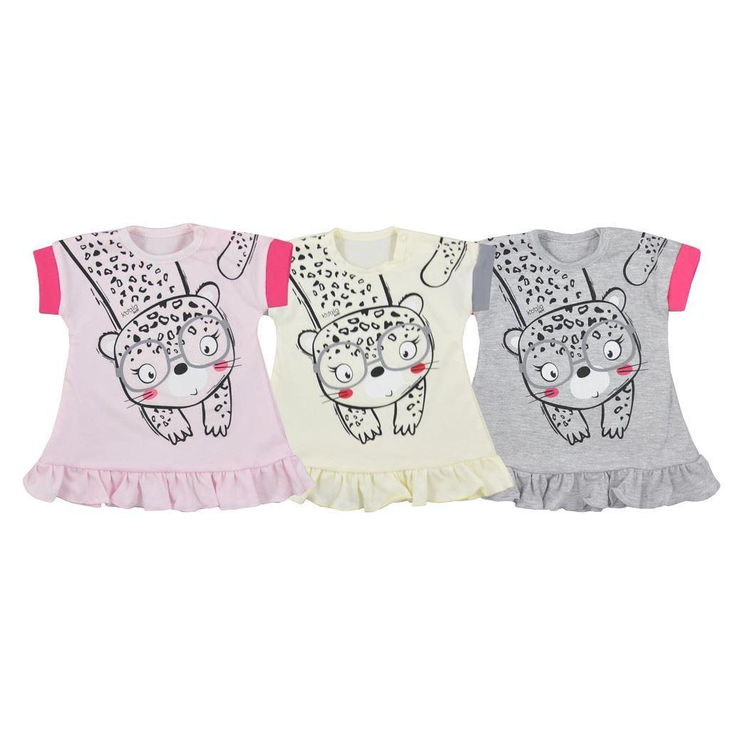 Kojenecké letní šaty Koala Sara
