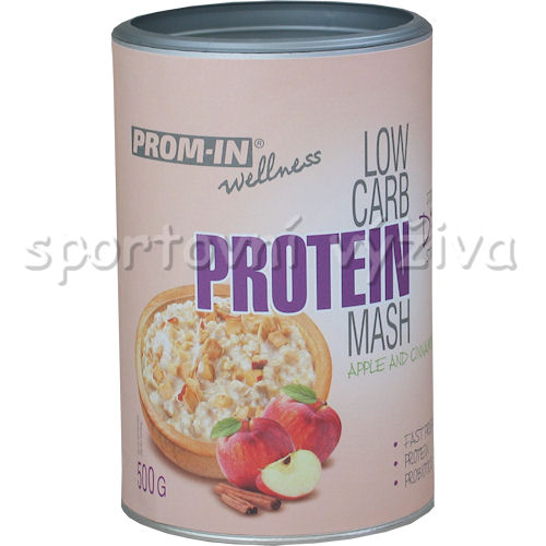 Low Carb Workout Mash - 500g-cokolada-s-kokosem