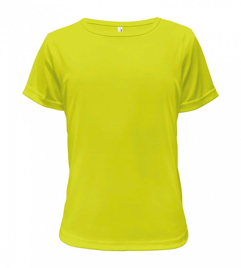Tričko dětské Montana žluté