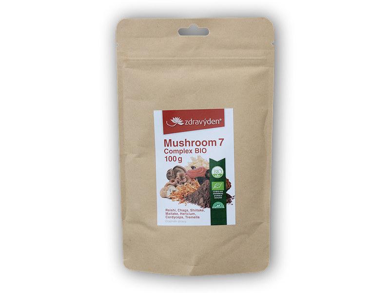 Mushroom 7 Complex BIO 100g