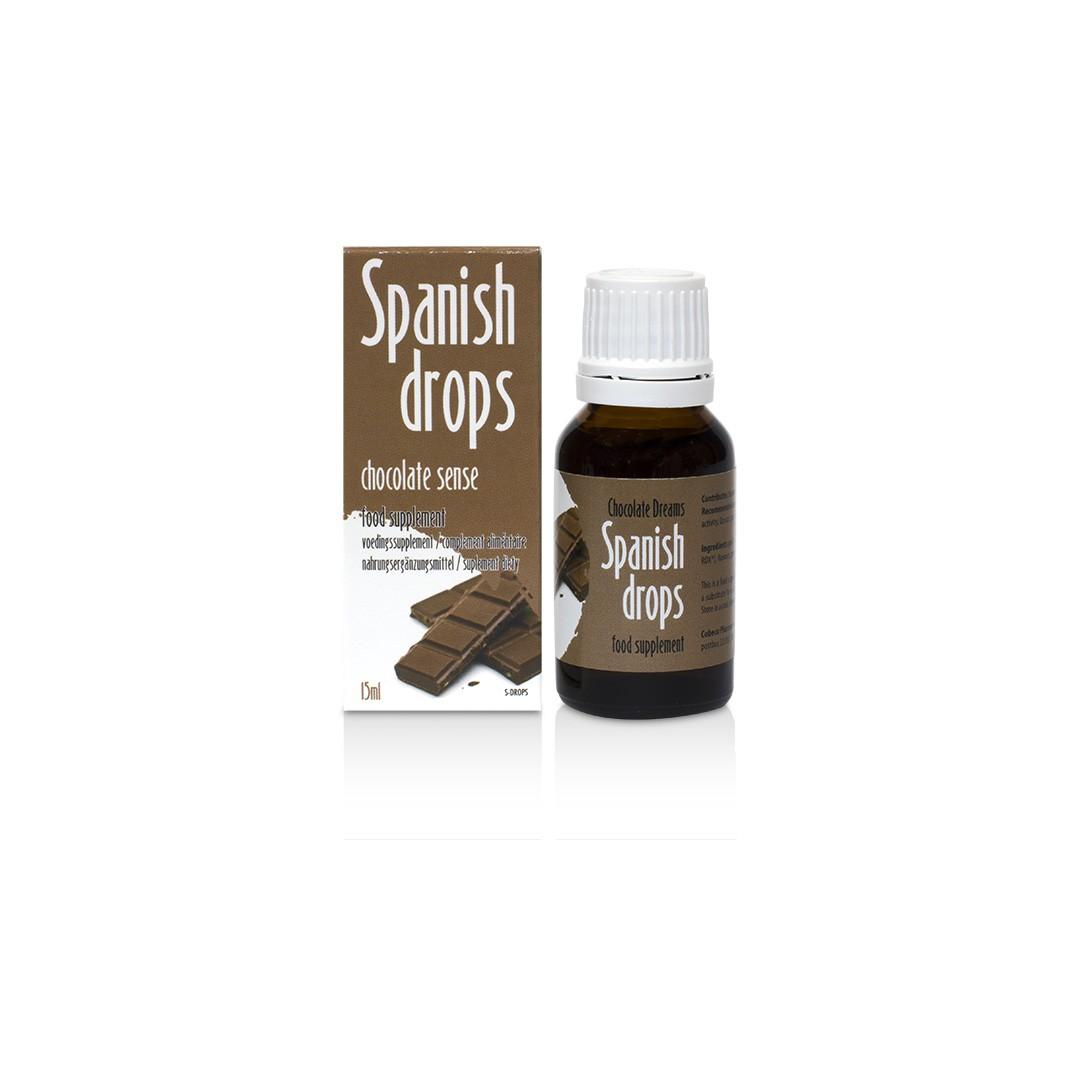 Španělské mušky čokoláda - SpanishFly Chocolade sensation 15ml